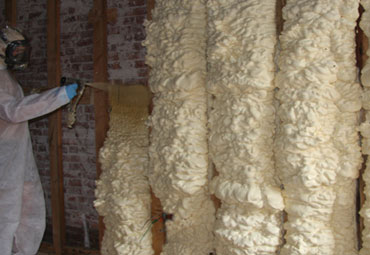 Types of Spray Foam in Chesapeake