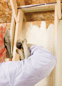 Chesapeake Spray Foam Insulation Services and Benefits